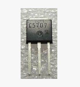 New original 100pcs 2SC5707 LCD BENQ common problem IC C5707(China (Mainland))