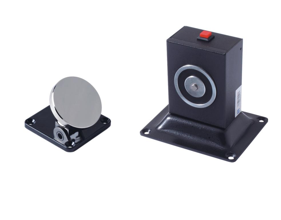Fire Equipment Wall &amp; Floor Mount Adjustable Type Electromagnetic Door Holder, Electric Door Stopper<br><br>Aliexpress