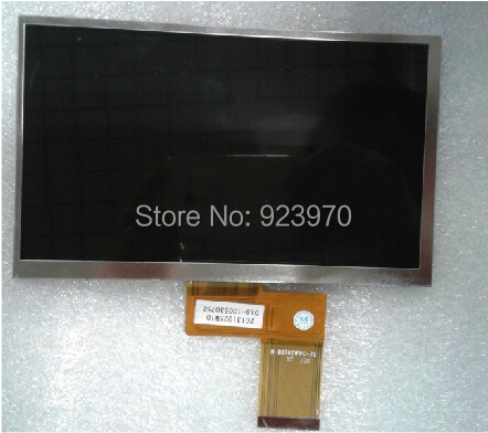 7inch LCD KR070PE7T,H-B07021FPC-72 for Freelander PD10,Freelander PD20 lcd screen display(China (Mainland))