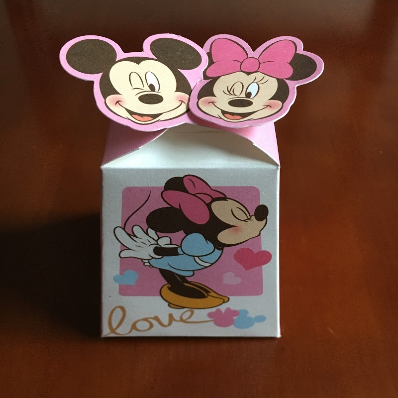 Mickey Mouse Wedding Favors