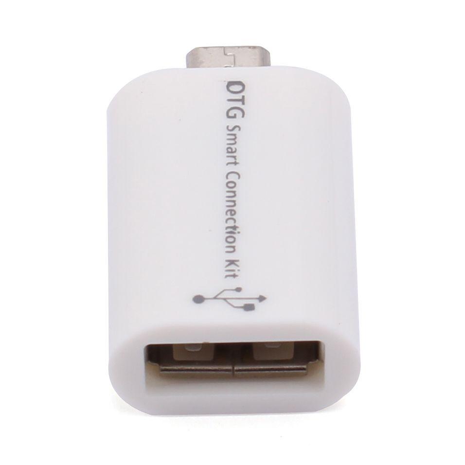 Hot OTG Connection Kit f Samsung Galaxy/OTG of Smart Phone/Keyboard/U Disk/Mouse 83735(China (Mainland))