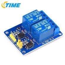Buy 10PCS 2 Channel 12V Relay Module Relay Expansion Board Low Level Triggered 2Channel Relay Module Arduino for $15.43 in AliExpress store