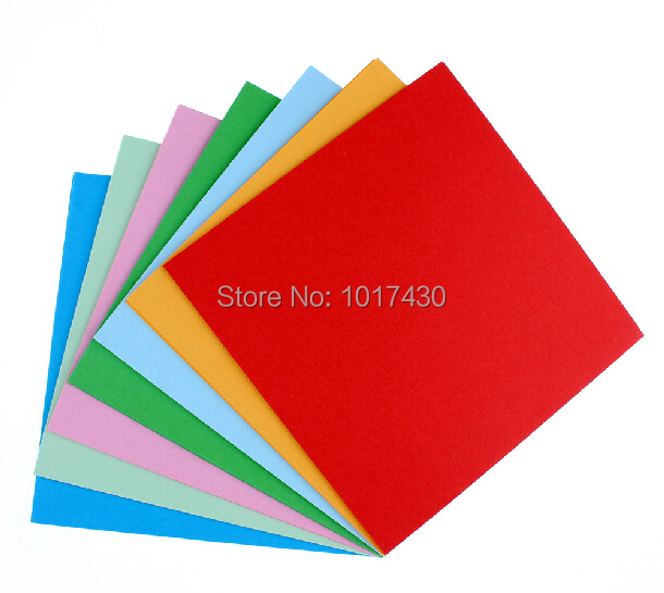 Free shipping diy craft paper cut colored handmade paper for Diy colored paper