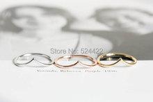Мин 1 шт. Золото/серебро/розовое золото chevron knuckle кольца ювелирных изделий способа JZ005(China (Mainland))