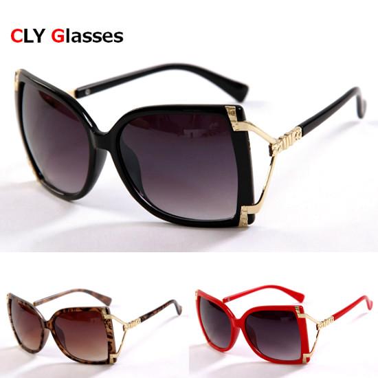 2014 Brand New Trendy Sunglasses Big Frame Style Sun ...