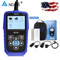 Heavy Duty Truck Diagnostic Scanner NEXAS NL102 OBD OBD2 for Volvo Scania Renault Truck Engine ABS
