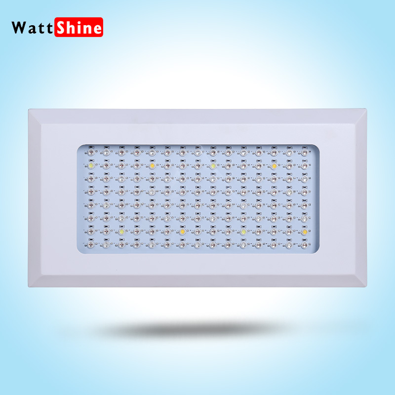 New design 2 Years Warranty 600w 8 Bands Led Grow Light Full Spectrum 100% Quantity hydro lighting for Medical Veg& Flowers(China (Mainland))