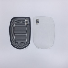 2015 Hot Sale Mirror Glass Heated Pad Mat Defoggers Remove Frost Fit Most DC 12V Vehicle Car Plus(China (Mainland))