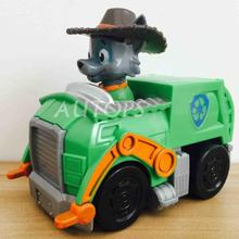 Hot 2016 In Stock Russian Kid Toy Puppy Patrol dog Patrulla Canina Toys Everest,Ryder,Skye,Chase Vehicle Car Spain Patrol Canine(China (Mainland))