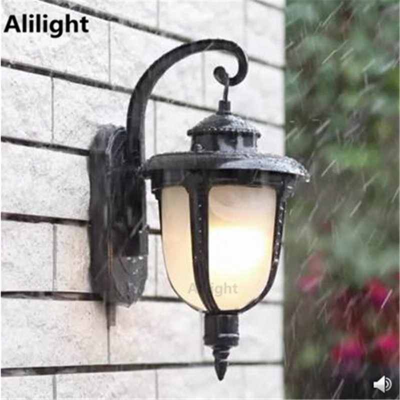 Online buy wholesale luminaire exterieur from china for Fixture exterieur