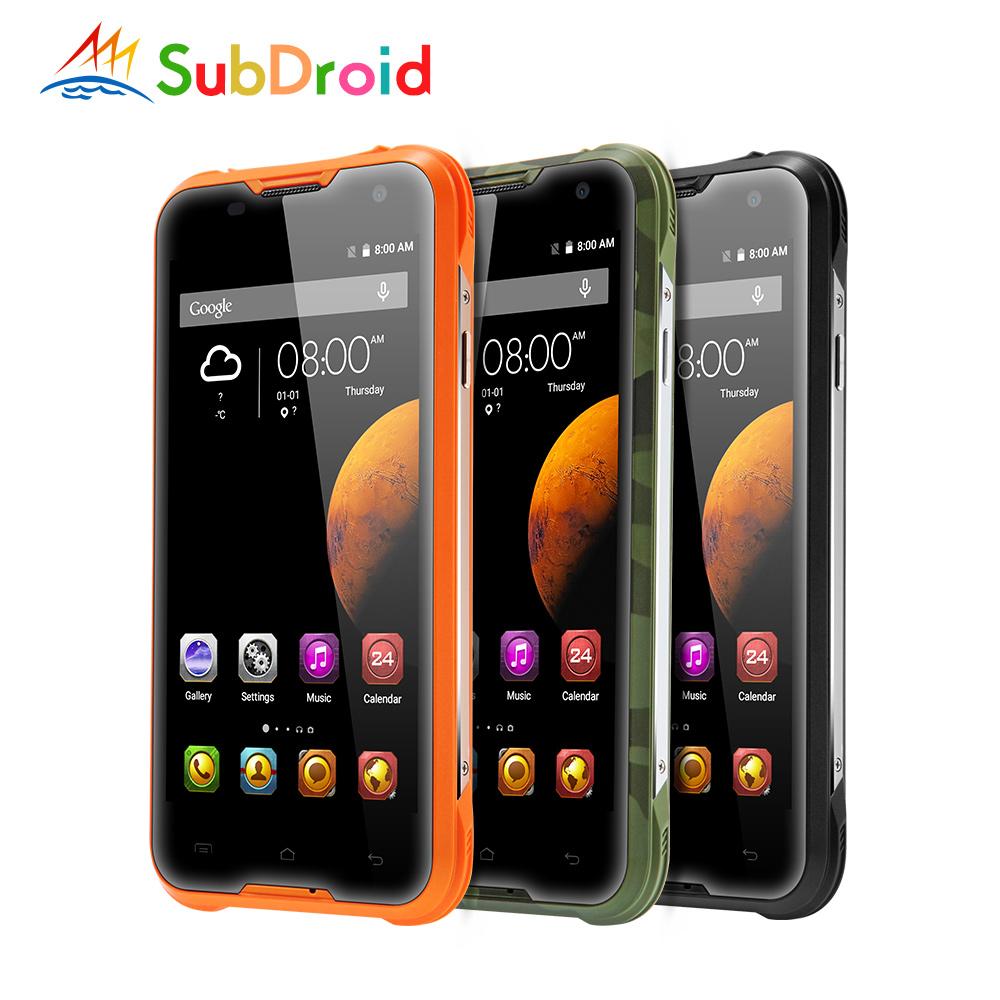 "Original BLACKVIEW BV5000 5.0"" HD MTK6735P Android 5.1 2GB RAM 16GB ROM GPS 4G LTE FDD dual sim IP67 Waterproof Rugged Phone(China (Mainland))"