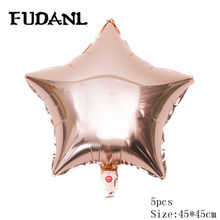 Champagne Cup Bottle Balloons Happy Birthday Letter Balloon Wedding Rose Gold Love Party Decorations Balloon Wine Bottle Ballons(China)