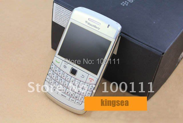Original Blackberry 3G Bold 2 9700 Smartphone with DHL/EMS shipping(Hong Kong)