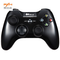 2016 New Litestar PXN-9603 Wireless Game Controller Gaming Accessories Joystick Vibration Handle Gamepad For PC Computer Gamer