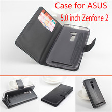 Fashion Fancy Diary New Stylish Flip Book PU Leather Wallet Stand cover case flip Asus Zenfone 2 5 inch ZE500CL - YuanRong Phone Cases Store store
