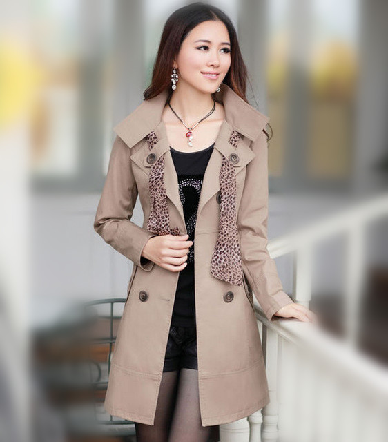 2015 HOT ! brand women's jackets Spring / Autumn Must slim coats new fashion long jacket women - Netmall store