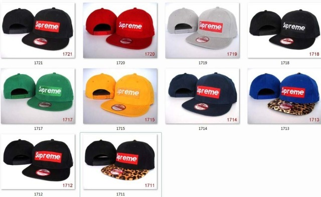 new arrival the suprene snapback hat/caps,free shipping