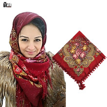2015 New Fashion Ladies Big Square Scarf Printed Women Brand Wraps Hot Sale Winter ladies Scarves