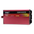 UKC 12V 4000W 4KW Modified Sine Wave Inverter 12V 220V Car power inverter with Battery Cable