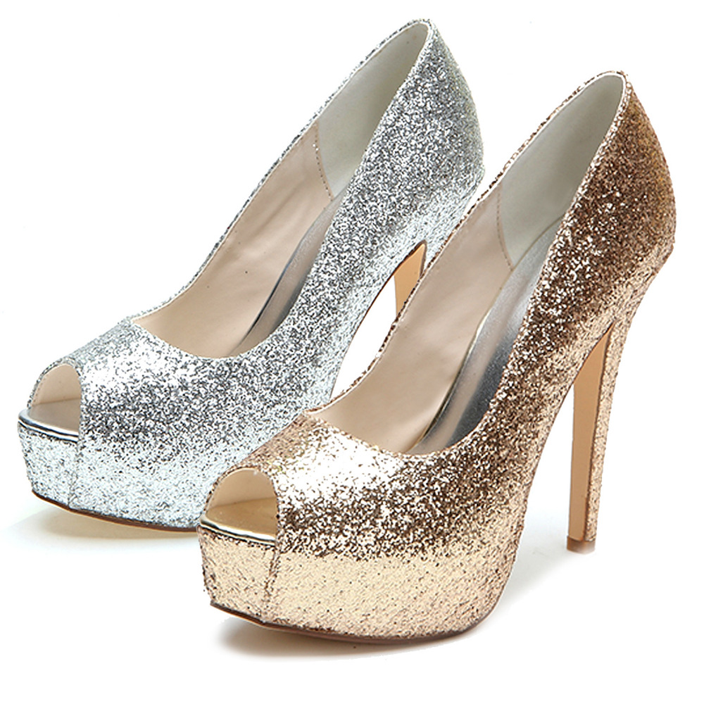 Where To Buy Silver Heels