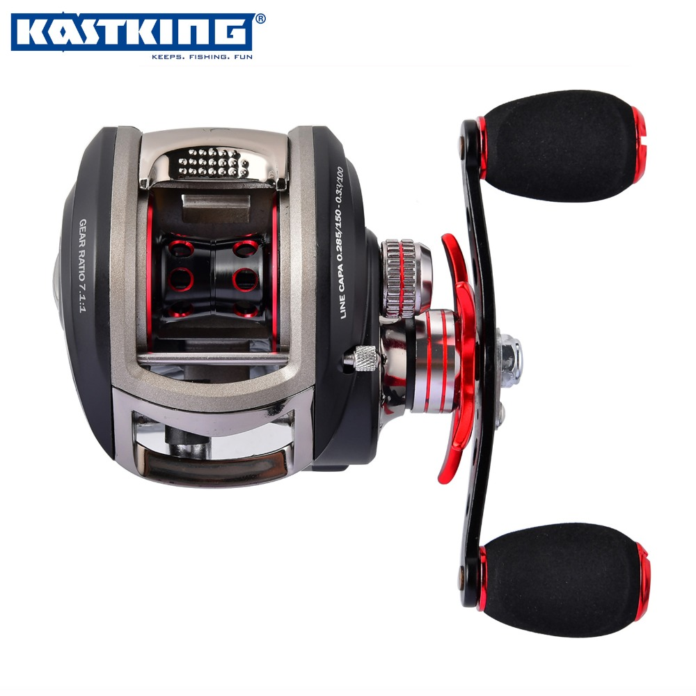 KastKing New BX1000H High Speed 7.1:1 Baitcasting Reel 12+1 BBs Top Quality Drag Power 5.4kg Right/Left Handed FIshing Reel<br><br>Aliexpress