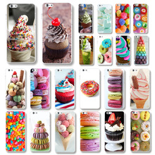 phone case for iphone 6 2015 new free shipping colorful dessert ice cream Macarons styles hard cover high quality WHD1478