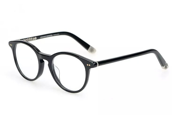 retro optical glasses women men designer eyeglasses frames purple brand new eye