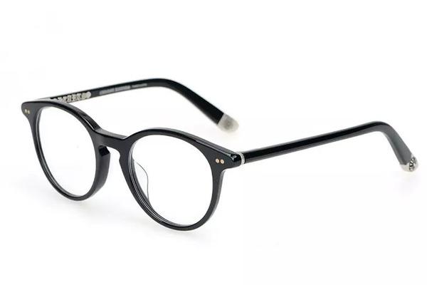 retro optical glasses women men designer eyeglasses frames purple brand new eye
