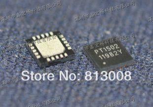 PT1502 IC QFN20 for GSM/CDMA Mobile Phone MP3/MP4 100% new original Geniune Distributor Emax Free Ship 50PCS/LOT(China (Mainland))