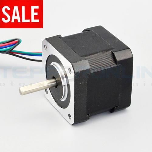 Buy nema 17 stepper motor 2a 45ncm 64oz for Stepper motor buy online
