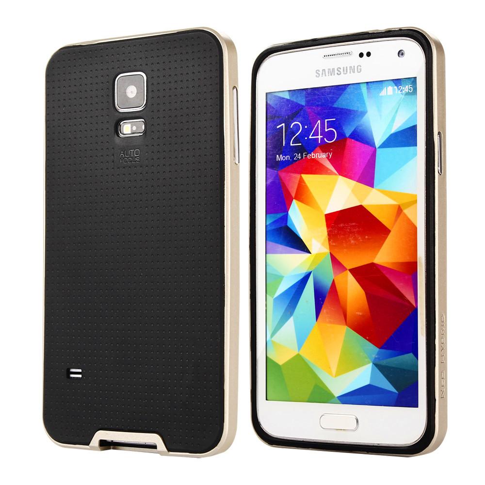 Гаджет  Bumblebee NEO Hybrid Cover Case For Samsung Galaxy S5 i9600 SV Mobile Phone Cases Back Covers PY None Телефоны и Телекоммуникации