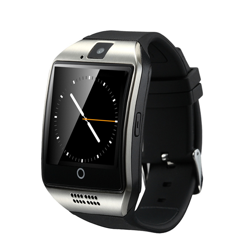2016 Heat NEW Bluetooth smart watch Apro Q18 Support NFC SIM GSM Video camera Support Android/IOS Mobile phone(China (Mainland))