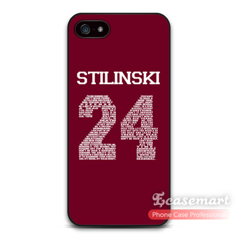 Teen Wolf Stilinski 24 Cover Case iPhone 6 Plus 5 5s 5c 4 4s iPod Brand New Ultra Matte Phone Covers - Ecasemart store