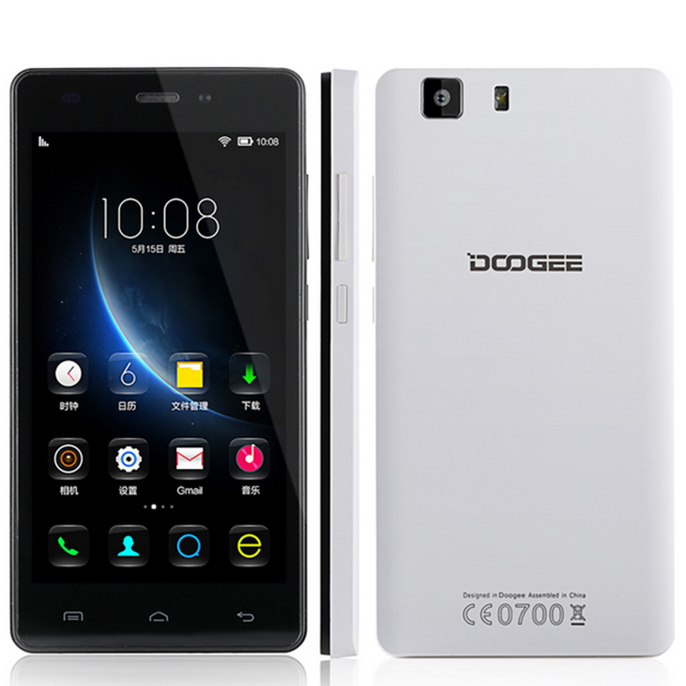 "Original Doogee X5 Pro 5.0"" HD IPS Quad Core Android 5.1 Smartphone 4G FDD LTE Celular Spanish Russian Language Mobile Phone(China (Mainland))"