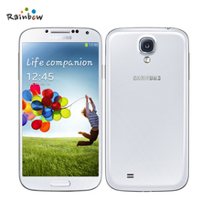 Original Factory Unlocked Samsung GALAXY S4 I9505 4G LTE Android 5.0 Cell Phone with Multi Language 2600mAh Detachable Battery(China (Mainland))