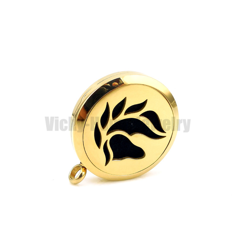 VH-PEO005-16 Essential Oil Locket