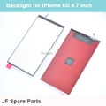 High Quality LCD Display Backlight Film for iPhone 6G 4 7 inch back light 5PCS Lot