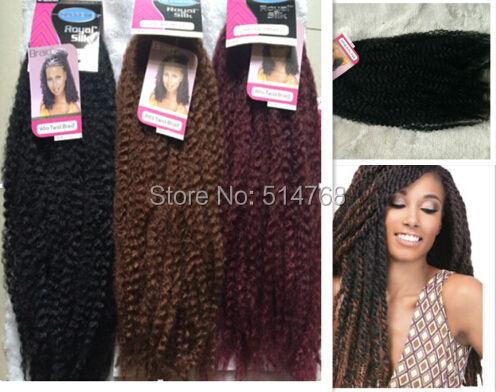 Curly Braiding Hair Brands Curly Marley Braid Hair