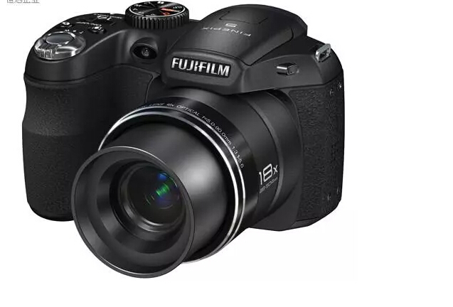 FUJIFILM S2995 Digital Camera 14 million-pixel CCD, 18 optical zoom, 3.0 inches wide-screen, optical image stabilization(China (Mainland))