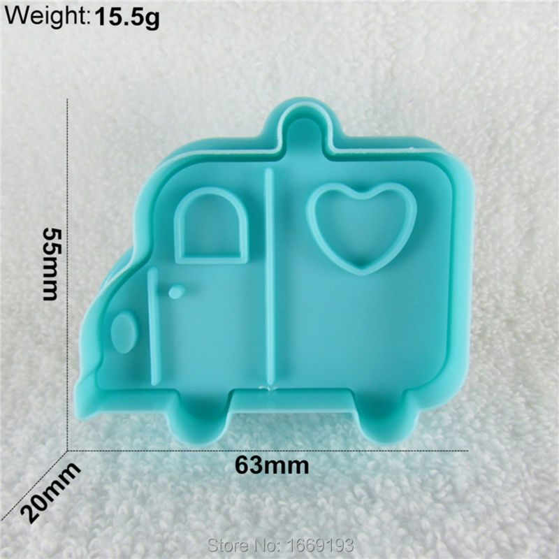 Love Fast Food Car Pattern Printing Molds,Food Grade Plastic Cake Decorating Cutters Tools,Direct Selling(China (Mainland))