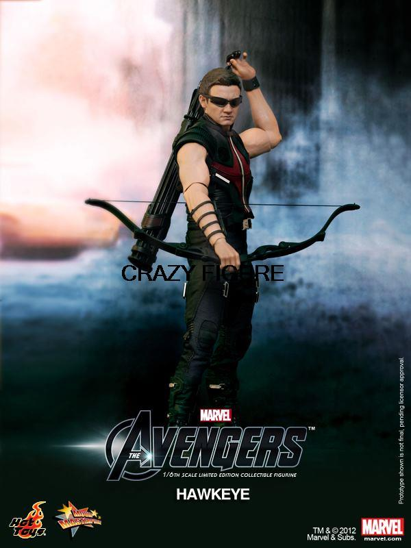 2015 NEW # Entity Spot # HOTTOYS HT MMS172 Avengers Hawkeye Man<br><br>Aliexpress