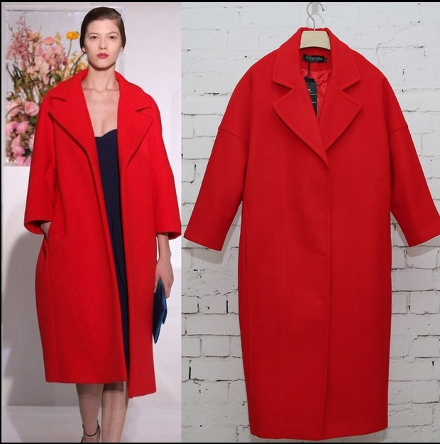 Buy Red Coat - JacketIn
