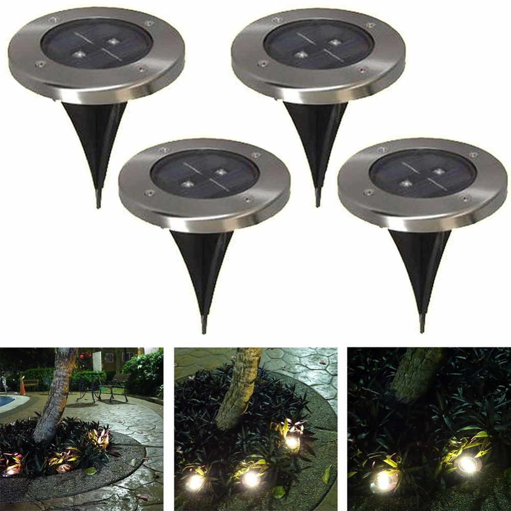 Outdoor Patio Ground Lights: 25 Original Patio Lights In Ground
