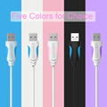 Vention Colorful Micro USB Cable Fast Charging Cable 1m 2m 3m Mobile Phone Android Cable for
