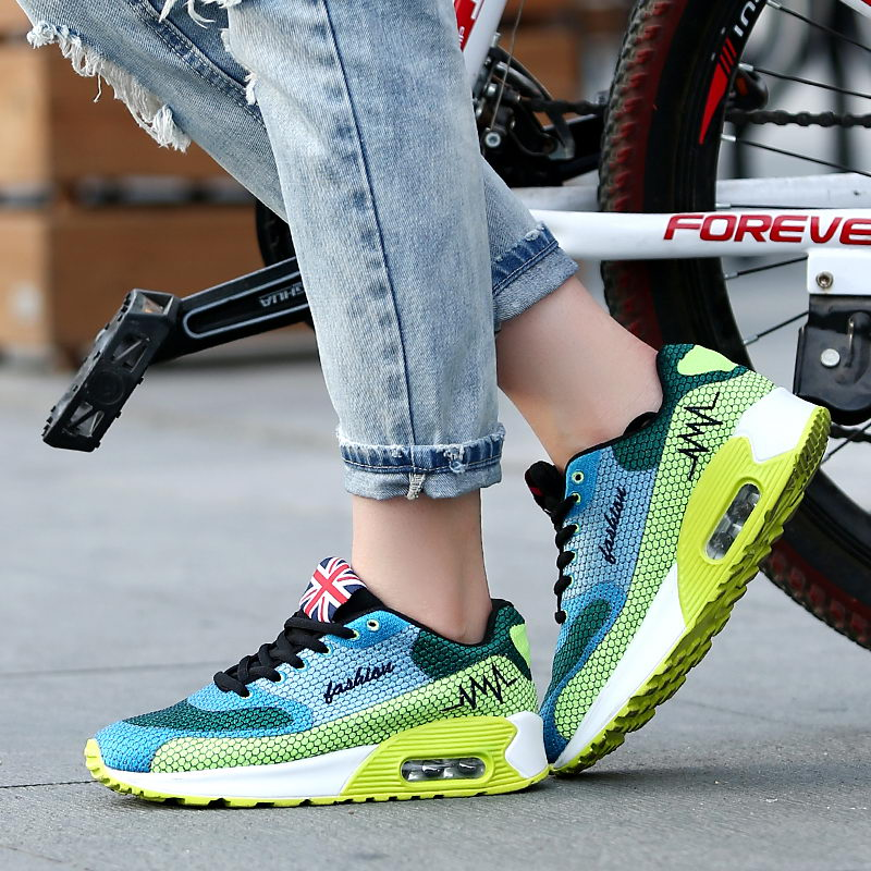 Free shipping Summer men running shoes male sports casual shoes tidal current men max shoes lovers shoes(China (Mainland))