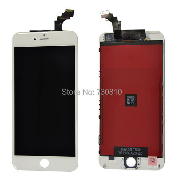 1000% 5.5 inch excellent quality New Display Screen for iPhone 6 Plus LCD Full Front Assembly with Warranty