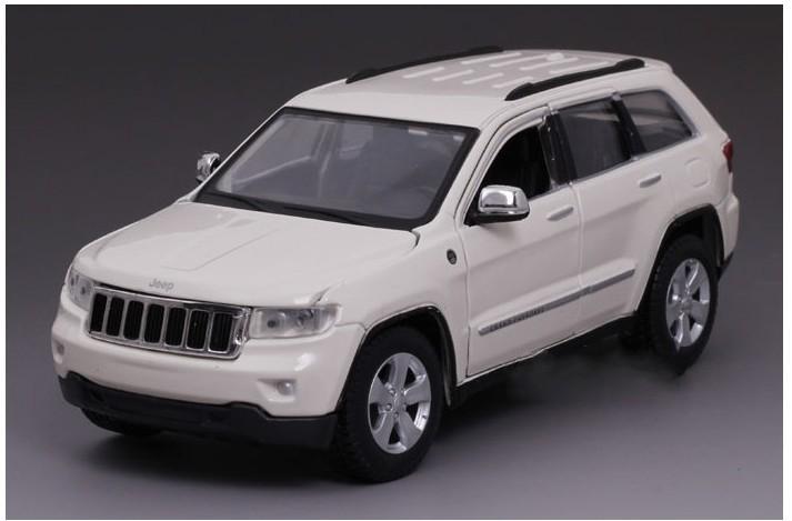 hot  newest maisto   jeep grand cherokee suv car model  gift edition