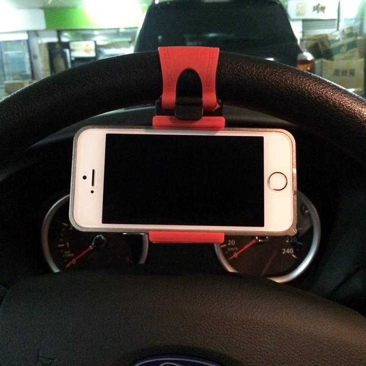 Держатель для телефона на руль автомобиля. Купить, Цена, Бесплатная доставка