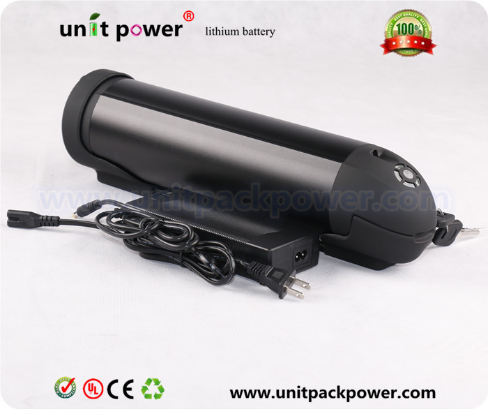 Free shipping  48v 15ah electric bicycle lithium ion battery 48v 15ah water bottle ebike li-ion battery kettle ebike battery(China (Mainland))