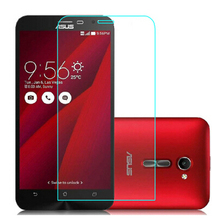 for asus zenfone 2 screen protector 0.3mm tempered glass film guard anti shatter pelicula de vidro for zen fone 2  ZE551ML 5.5